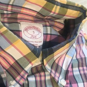 Brooks brothers button up